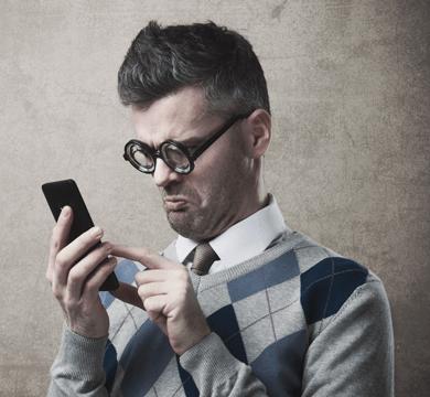 Mobile first – Weil weniger mehr ist