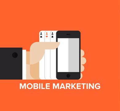 Mobiles Advertising ist auf dem Vormarsch