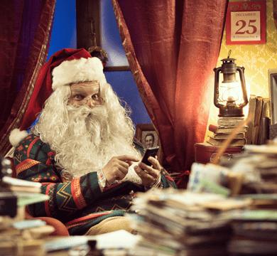 Weihnachtsmailings, die wirklich gelingen und beim Empfänger ankommen