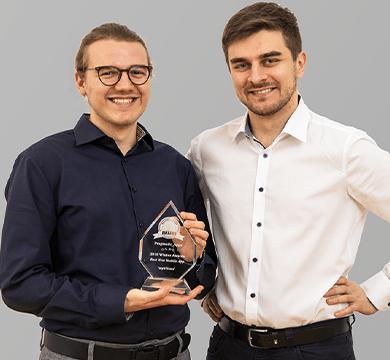Trendmarke gewinnt den BMA Winter Award
