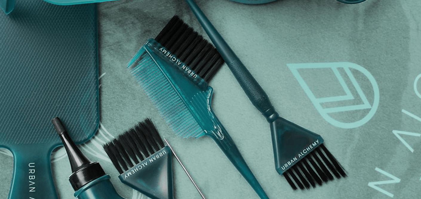 Trendmarke und URBAN ALCHEMY <br>Kreative Haarkultur